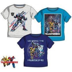 Transformers rövid ujjú póló