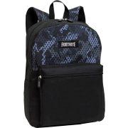 Fortnite iskolatáska, hátizsák 42cm, fekete