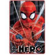 Pókember polár takaró 100*150 cm, Hero