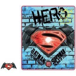 Batman vs. Superman polár takaró 120*140 cm