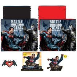 Batman vs Superman gyerek sál, csősál