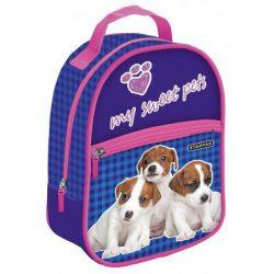 Kutyás táska, hátizsák 24 cm, My sweet pets