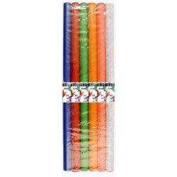 Selyempapír A3, 10 szín/tekercs