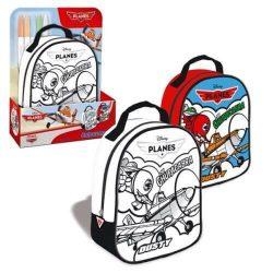 Repcsik színezhető táska, hátizsák 24 cm