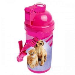 Animal Planet kulacs, 500 ml, cicás-kutyás