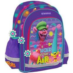 Trolls táska, hátizsák 38 cm