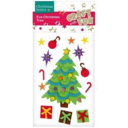 Dekorgumi formák, karácsonyfa és egyéb kiegészítők