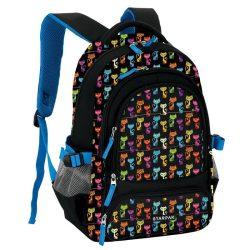 Cicás hátizsák, iskolatáska, 42 cm