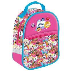 b136f423bad4 Jégvarázs Emoji táska, hátizsák 2 részes 24 cm