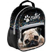 Kutyás hátizsák 24 cm, mopsz, Doggy Cuties