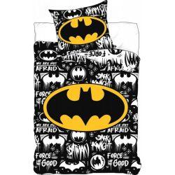 Batman ágyneműhuzat szett 160*200 cm, 70*80 cm