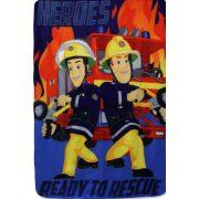 Sam a tűzoltó polár takaró 100*150 cm, Heroes
