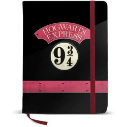 Harry Potter Hogwarts Express 9 3/4 napló