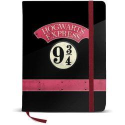 Harry Potter Hogwarts Express 9 3/4 napló
