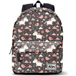 Unikornis hátizsák, Oh My Pop Fantasy 42 cm, USB csatlakozóval