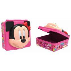 Minnie egér uzsonnás doboz, 3D
